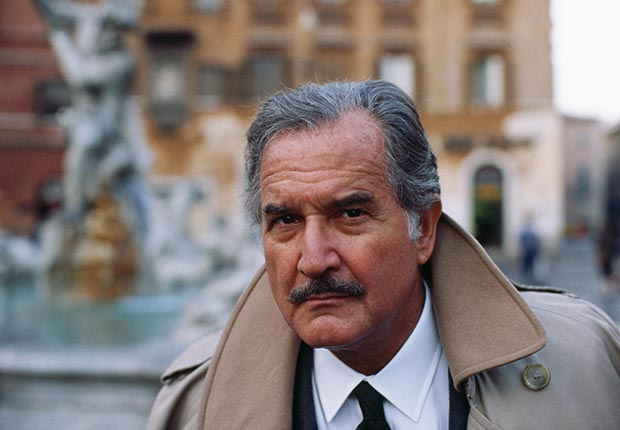 Carlos Fuentes, Author