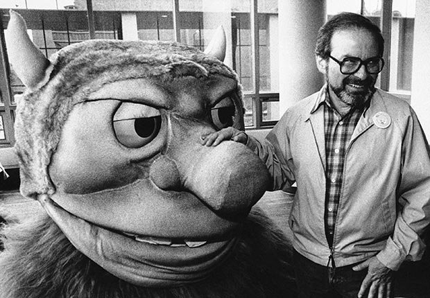 Maurice Sendak, Author