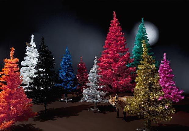 Fake trees and other Christmas Crazes of the past.