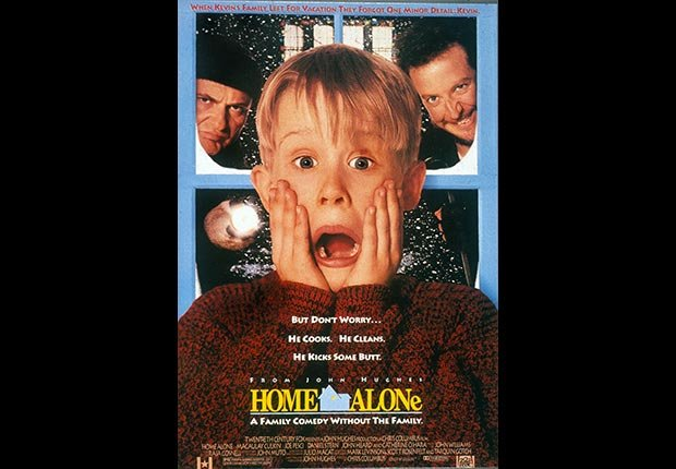 Home Alone and other Christmas Crazes of the past.