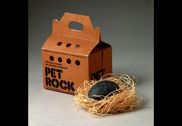 Pet Rock and other Christmas Crazes of the past.