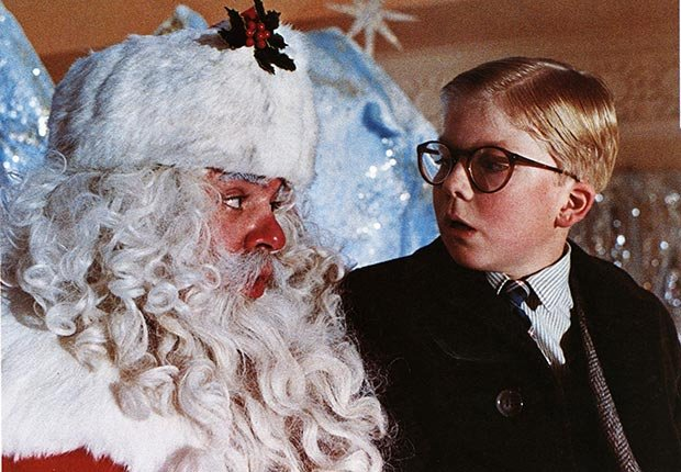 Christmas Story and other Christmas Crazes of the past.