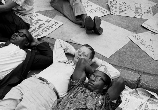 civil rights 1963 events demonstration new york