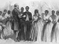 Freedman's Bureau Civil War african american records marriages marriage wedding married Vicksburg chaplain alene national archives