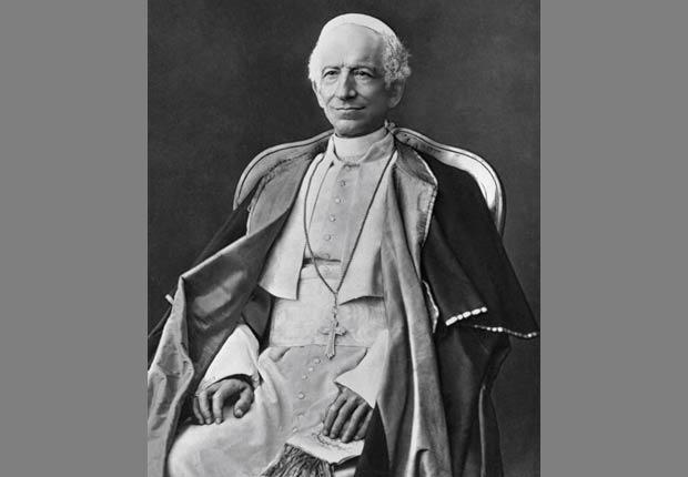 León XIII - Papado: 20 de febrero 1878 – 20 de julio 1903
