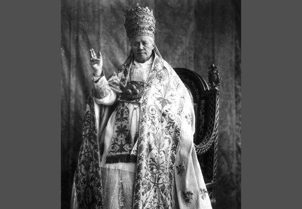 San Pío X - Papado: 4 de agosto 1903 – 20 de agosto 1914