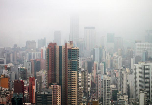 Air pollution in Hong Kong, 10 effects of climate change