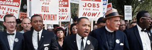 civil rights voices movement martin luther king junior jr mlk