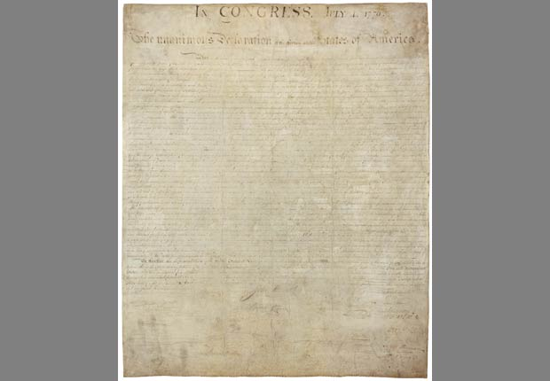 La Declaración de la Independencia - El 4 de julio en el transcurso de la historia