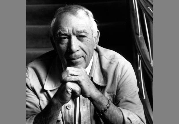 Actor Anthony Quinn