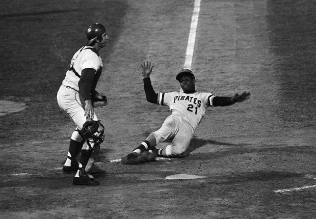 Beisbolista Roberto Clemente