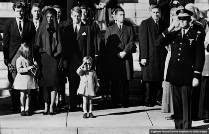 After The Assassination Of President John Fitzgerald Kennedy (Keystone-France/Gamma-Keystone via Getty Images)