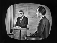 The Kennedy-Nixon debates.