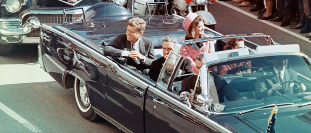 JFK Kennedy Dallas President Assassinated Assassination Jacqueline November 1963 1960's history timeline day of airport motorcade