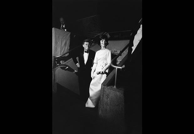 John F. Kennedy y Jaqueline - Imágenes del fotógrafo Jacques Lowe