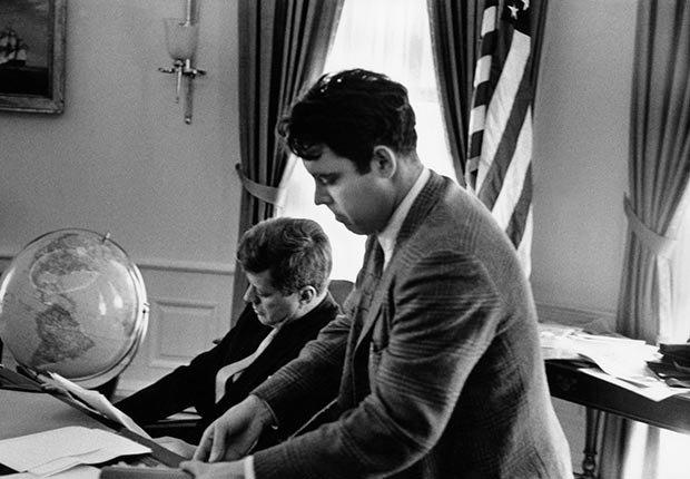 John F. Kennedy - Imágenes del fotógrafo Jacques Lowe