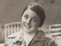 Bernadette Miller, Enfermera Capitán del Ejército en la Guerra de Vietnam.