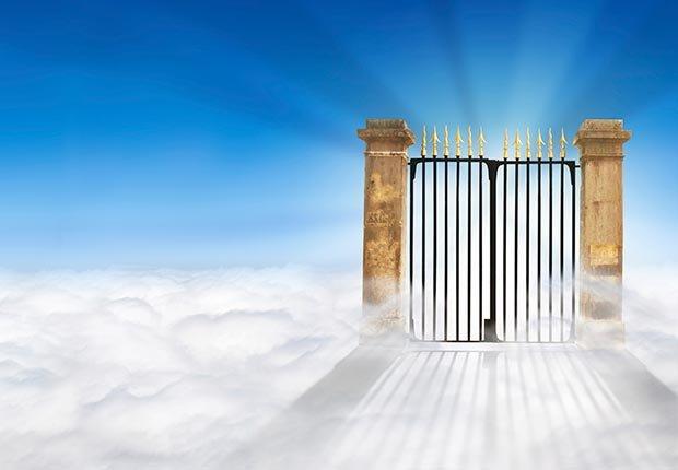 La puerta del cielo - Cree usted en los aliens, zombies, reencarnación, fantasmas, vampiros, ángeles y otras cosas?