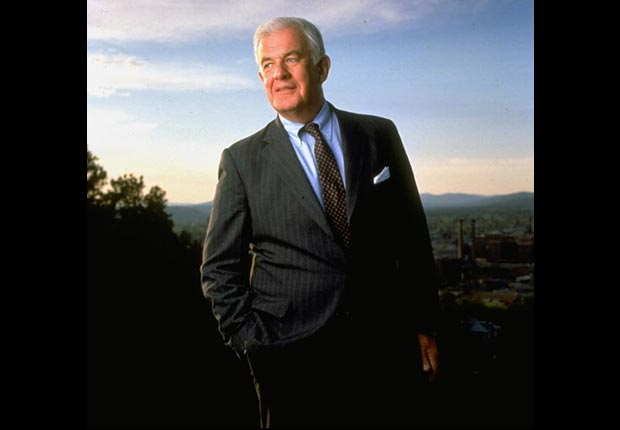 Thomas S. Foley, Obits 2013: Newsmakers (Rob Lewine//Time Life Pictures/Getty Images)
