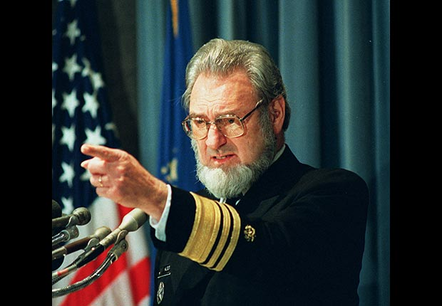 C. Everett Koop, Obits 2013: Newsmakers (ASSOCIATED PRESS)