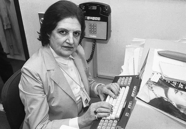 Helen Thomas, Obits 2013: Newsmakers (Bettmann/CORBIS)