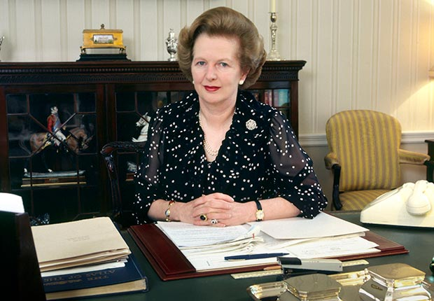 Margaret Thatcher, Obits 2013: Newsmakers (Tim Graham/Getty Images)