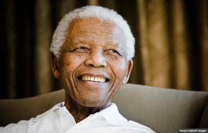 Nelson Mandela murió a los 95 años. (Theana Calitz/AP Images)