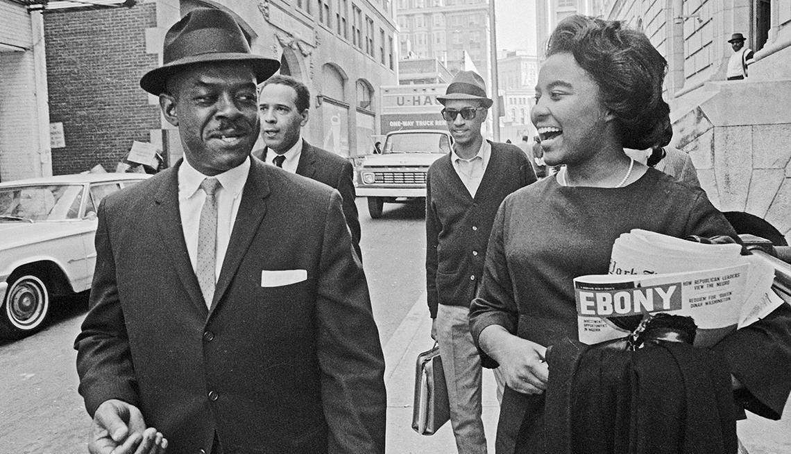 Prathia Hall, Women Civil Rights leaders, Black History Month