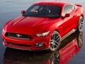 El nuevo diseño 2014 Ford Mustang - El coche icónico celebrará su aniversario número 50 el 17 de abril 2014