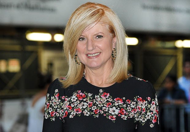 Arianna Huffington is Editor in Chief, Huffington Post Media Group, AOL
