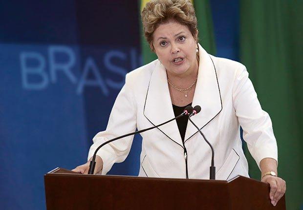 Dilman Rouseff, Presidente de Brasil - 25 Las mujeres maduras que gobiernan el mundo