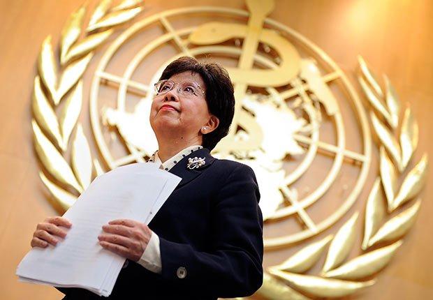 Dra. Margaret Chan, Directora General de la Organización Mundial de la Salud - 25 mujeres maduras que gobiernan el mundo