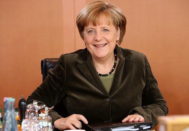 Angela Merkel, la canciller alemana - 25 mujeres maduras que gobiernan el mundo