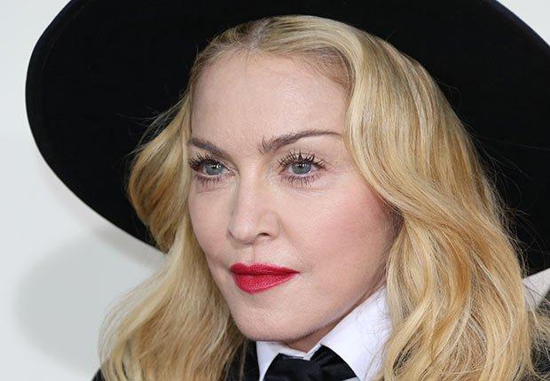 Madonna - 25 mujeres maduras que gobiernan el mundo