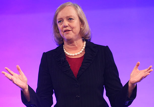 Meg Whitman, President and Chief Executive Officer of Hewlett-Packard