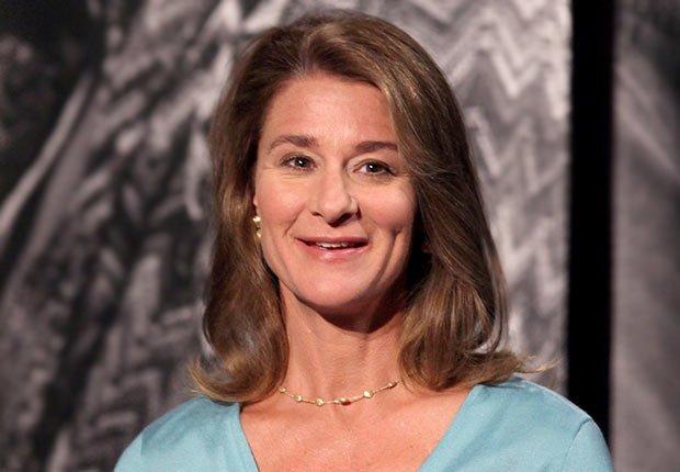 Melinda Gates, Copresidente de la Fundación Bill y Melinda Gates - 25 mujeres maduras que gobiernan el mundo