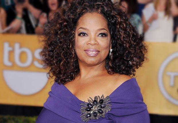 Illinois Oprah Winfrey, 50 States, 50 Boomers.