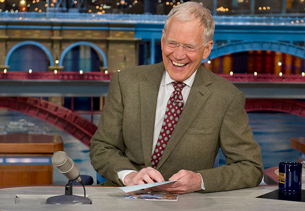 Indiana David Letterman, 50 States, 50 Boomers.