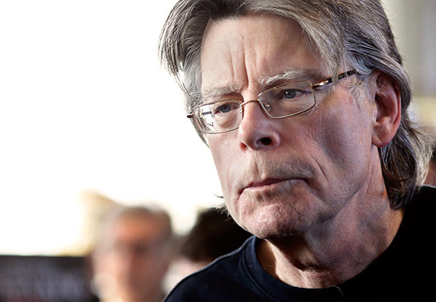 Maine: Stephen King. 50 States, 50 Boomers.