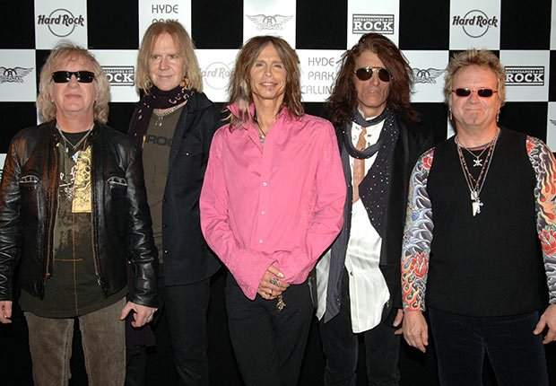 Massachusetts: Aerosmith. 50 Boomers, 50 States.