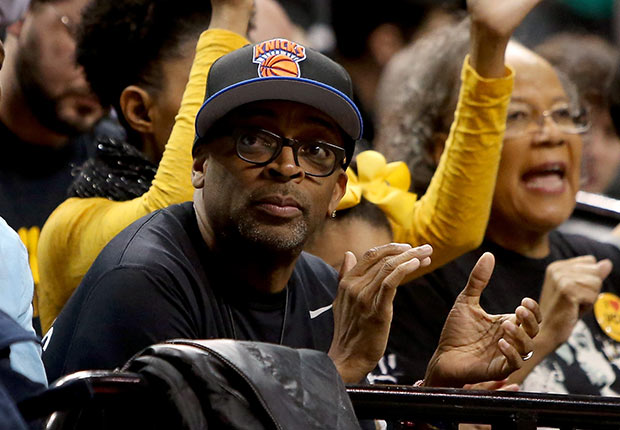 New York: Spike Lee. 50 Boomers, 50 States.