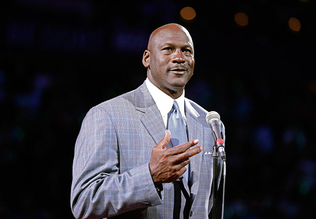 North Carolina: Michael Jordan. 50 Boomers, 50 States.