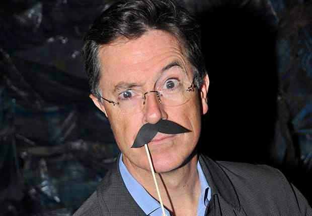South Carolina: Stephen Colbert. 50 Boomers, 50 States.