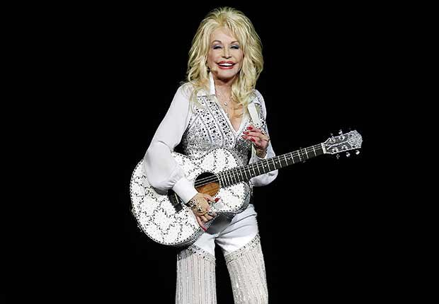 Tennessee: Dolly Parton. 50 Boomers, 50 States.