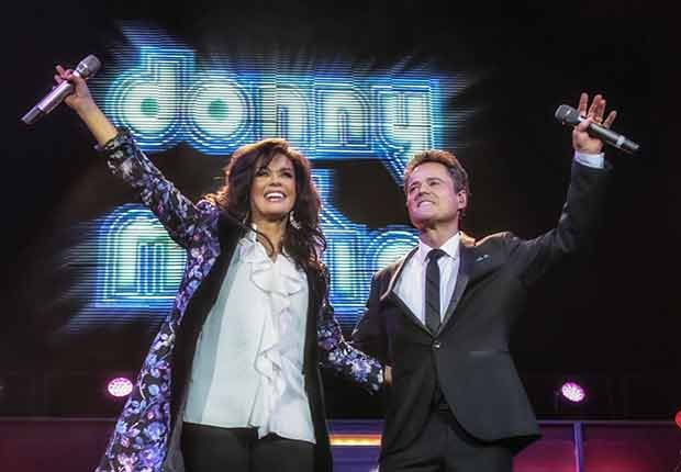 Utah: Donny and Marie Osmond. 50 Boomers, 50 States.