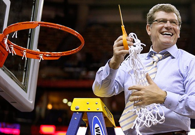 Connecticut: Geno Auriemma, 50 States, 50 Boomers.
