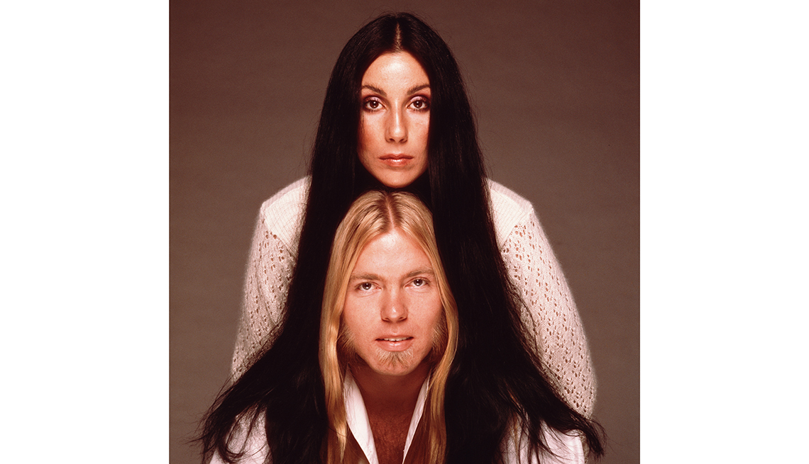 Cher y Greg Allman en 'Two the Hard Way'