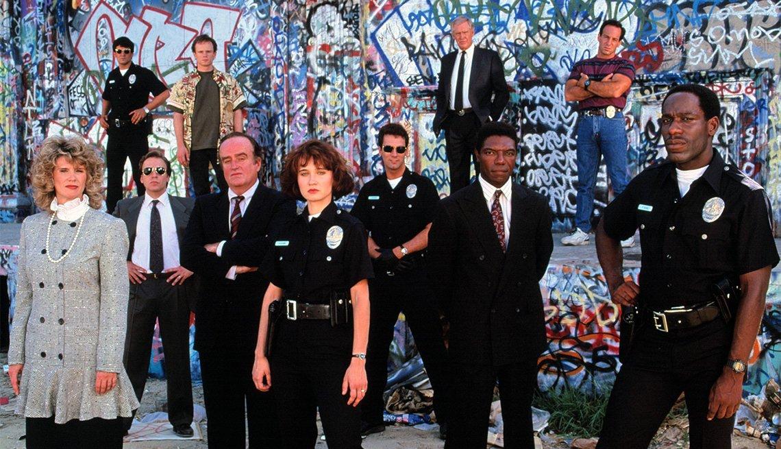 Escena de Cop Rock