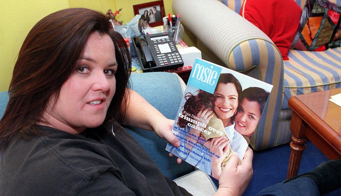 La revista de Rosie - Los mayores fracasos en la industria del entretenimiento