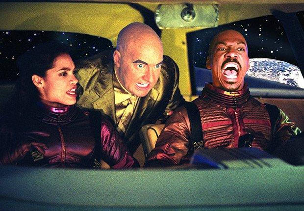Película Adventures of Pluto Nash - Los mayores fracasos en la industria del entretenimiento